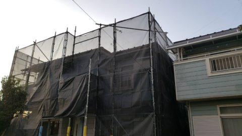 本日の施工現場